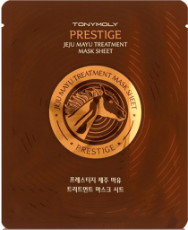 tony moly - prestige jeju mayu mask